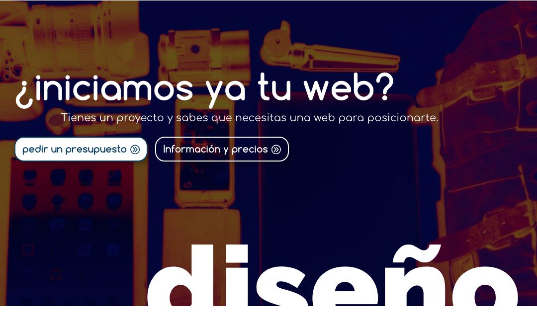 ¿Te gusta tu web?